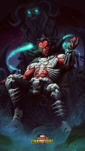 Mephisto (Earth-TRN517) from Marvel Contest of Champions 003