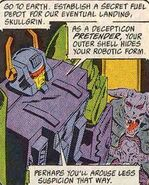 Skullgrin and Scorponok