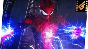 Spider-Man vs Electro - Final Battle Scene The Amazing Spider-Man 2 (2014) Movie Clip 4K