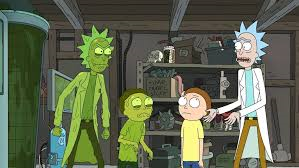 Toxic rick and morty 4
