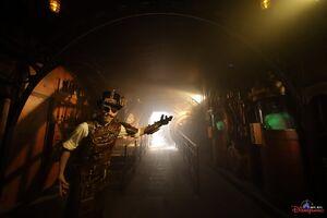 香港迪士尼樂園「Disney Halloween Time –– 反轉迪士尼」:「詭夢實驗室」 (18)