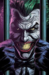 Batman Three Jokers Vol 1 2 Behind Bars Textless Variant