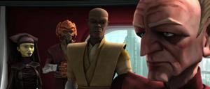 Chancellor Palpatine Windu Jedi