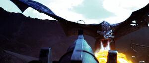 Dragonfirinne