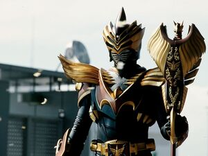 Kamen Rider Odin 1