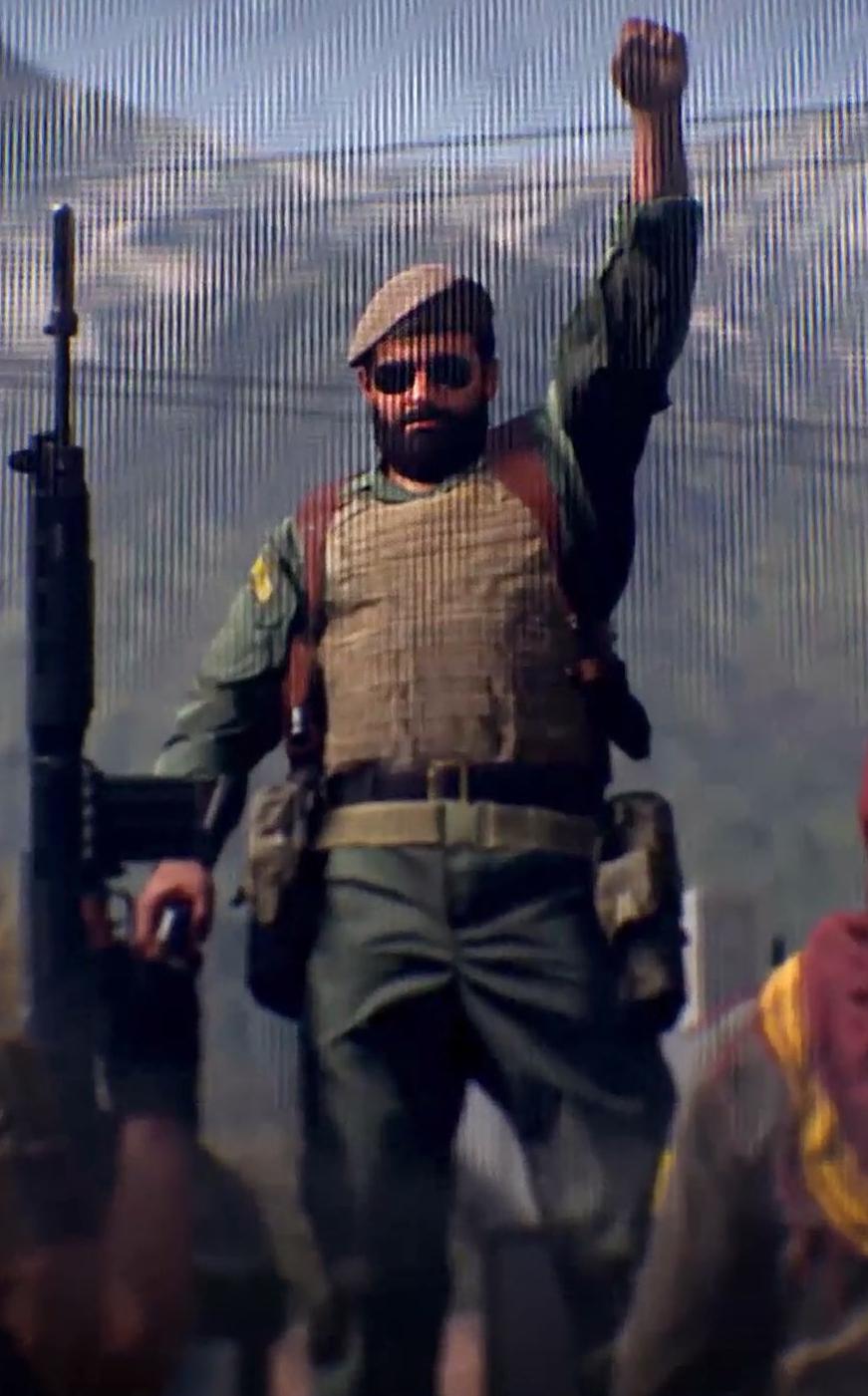 Khaled Al-Asad (Reboot)