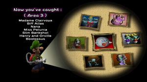 Portrait Ghosts (Area 3)