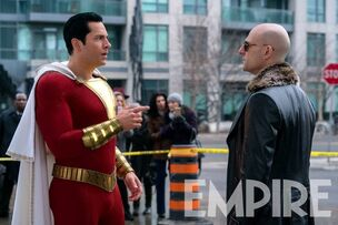 Shazam! - Empire Magazine - Promotional