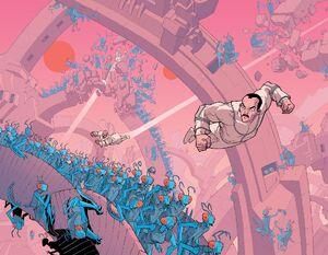 Viltrumites Invade Image Comics