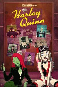 Harley Quinn S2 Poster