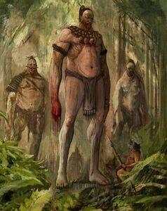 Ogre-tribe