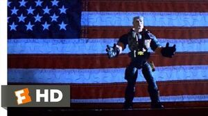 Small Soldiers (4 10) Movie CLIP - Speech of Speeches (1998) HD