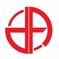 The Okamine Heavy Industries Logo