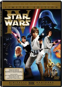 A New Hope DVD