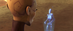 Asajj droid report