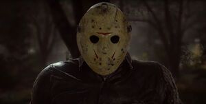 Friday 13 the 13 Game Jason
