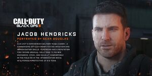 Hendricks-Character-Profile