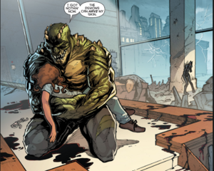 Killer Croc Prime Earth 0014