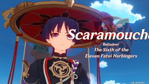 Scaramouche Introduction