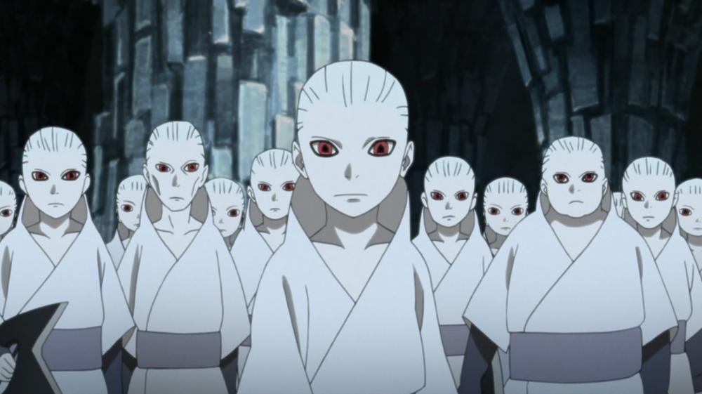 Shin Uchiha's Clones