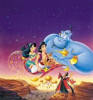 Aladdin-VHS