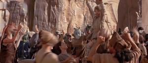 Anakin Skywalker wins