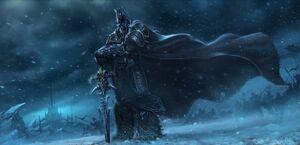 Arthas menethil the lich king by chaoyuanxu-d4fvima