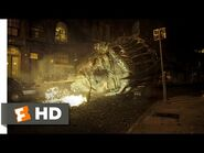Cloverfield (1-9) Movie CLIP - The Statue of Liberty's Head (2008) HD
