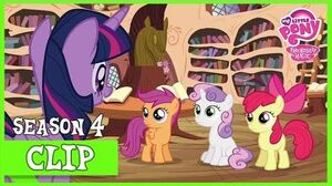 Crusader's Time with Twilight (Twilight Time) MLP FiM HD