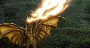 King Ghidorah (Rebirth of Mothra III) 14