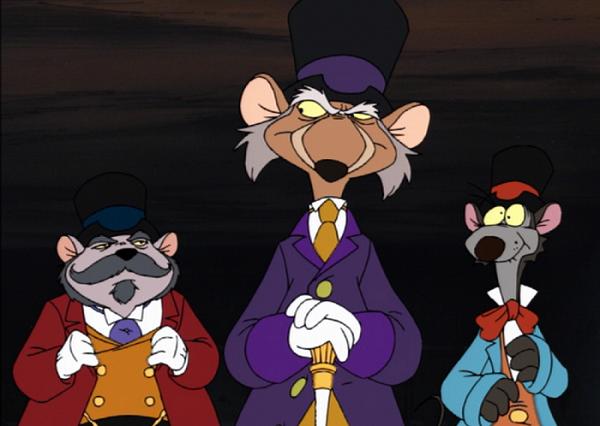 AustinDR/PE Proposal: Mr. Grasping, Mr. Toplofty, Mr. O'Bloat