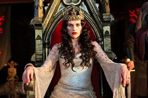 Queen Morgana Pendragon