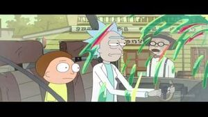 Rick and Morty - The Purge
