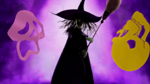 The Wicked Witch in Legends Of Oz