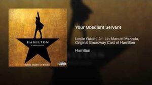 Your Obedient Servant