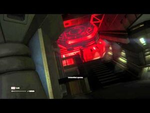 Alien Isolation - Working Joe meets the Alien!