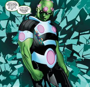 Brainiac and Lex Luthor 02