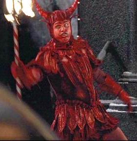 Devil Fire Breather