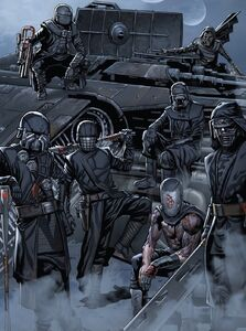 Knights of Ren -The Rise of Kylo Ren