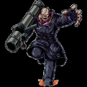 Nemesis T-Type (Clan Master)