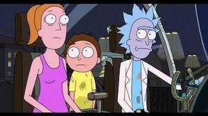 Rick and Morty - Rick vs Zeep