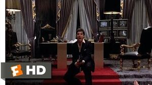 Say Hello to My Little Friend - Scarface (8 8) Movie CLIP (1983) HD