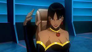 Superwomen challenging Power Ring