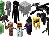 Hostile Mobs (Minecraft)