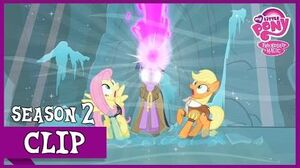 The Fire of Friendship (Hearth's Warming Eve) MLP FiM HD