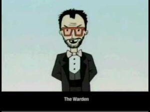 The Warden concept art