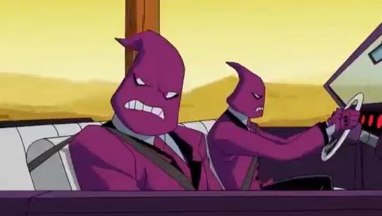 Violet Offenders