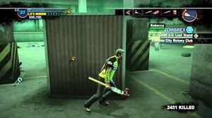 Dead Rising 2 Sgt Dwight Boykin Psycho Boss Fight