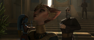 Dooku Queen Miraj