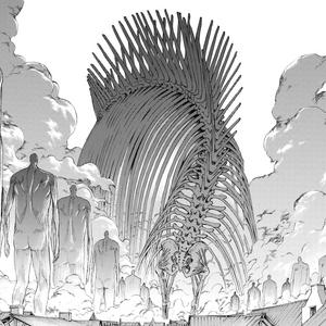 Founding Titan character image (Eren Yeager)